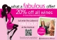 Fab Ladies Voucher