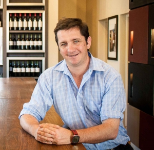 Tom Ward of Swinging Bridge Wines
