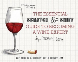scratch and sniff 300x240 3 fabulous non wine Christmas gifts for the wine lover